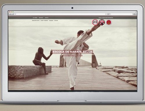 Corporate Web Escola de Karate Belsa «www.belsakarate.com»